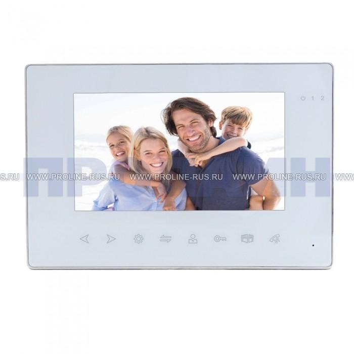 Цветной видеодомофон Proline DF-J714HD