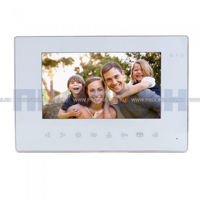 Цветной WiFi видеодомофон Proline DF-J714HDWF