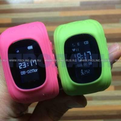 Подделка GPS часов Smart Baby Watch Q50
