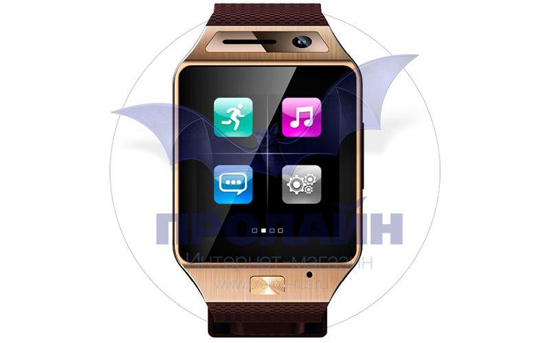 Умные часы Smart Watch GV18 Gold