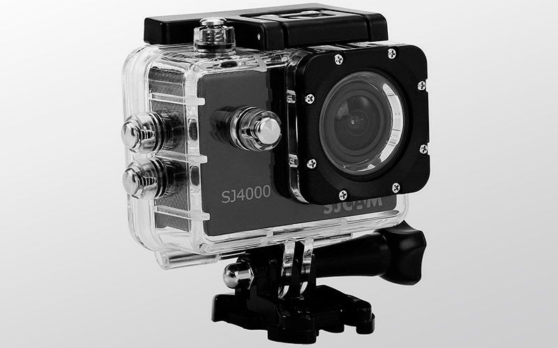 SJCAM 4000 - Великолепный малобюджетник