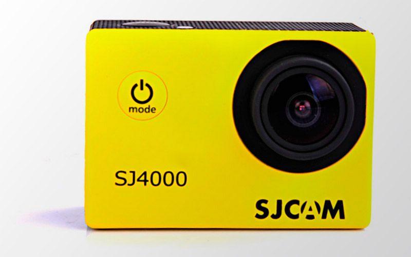 SJCAM 4000 желтый