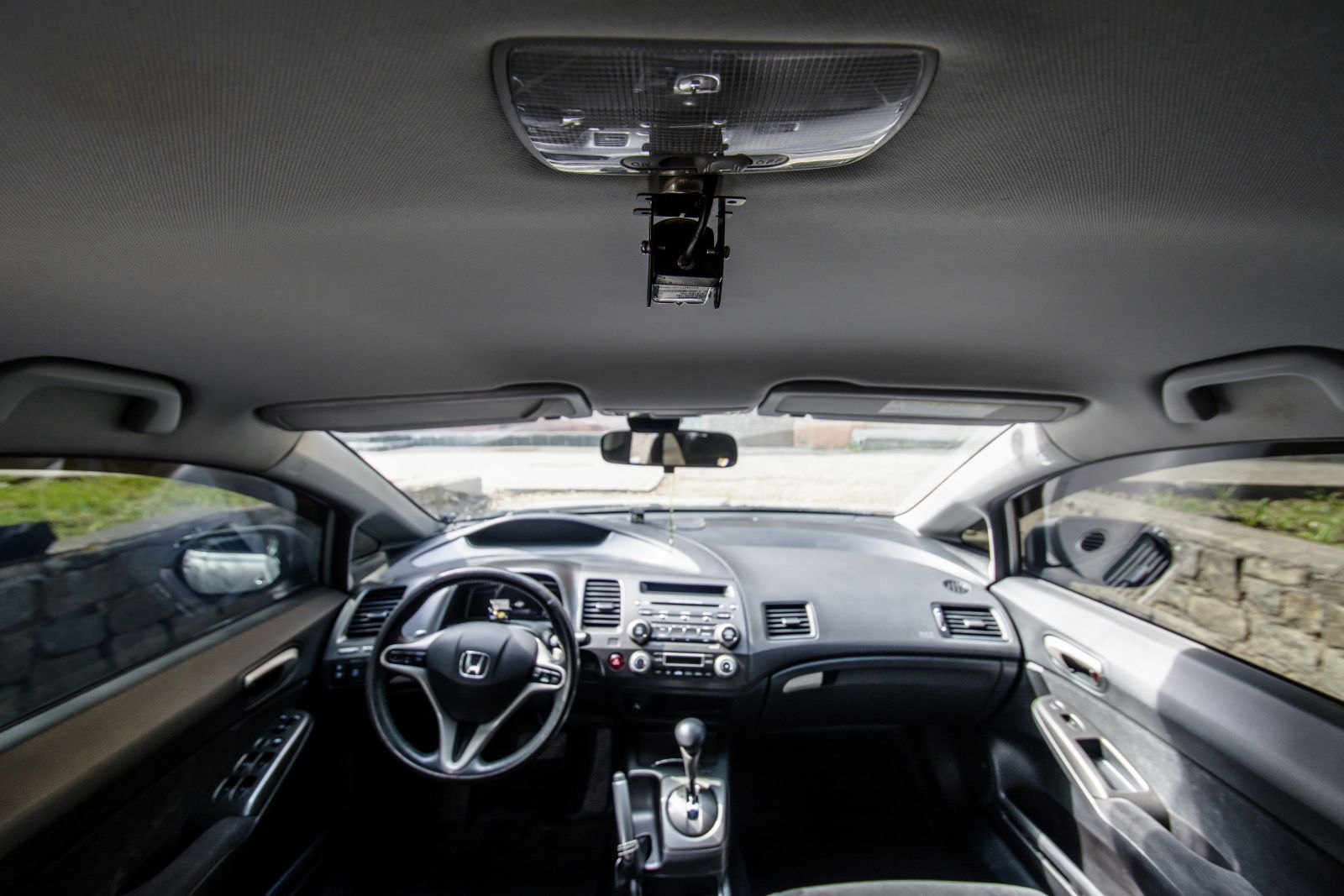 видеонаблюдение для учебного автомобиля