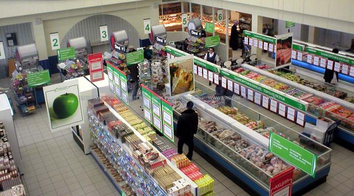 системы видеонаблюдения для магазинов