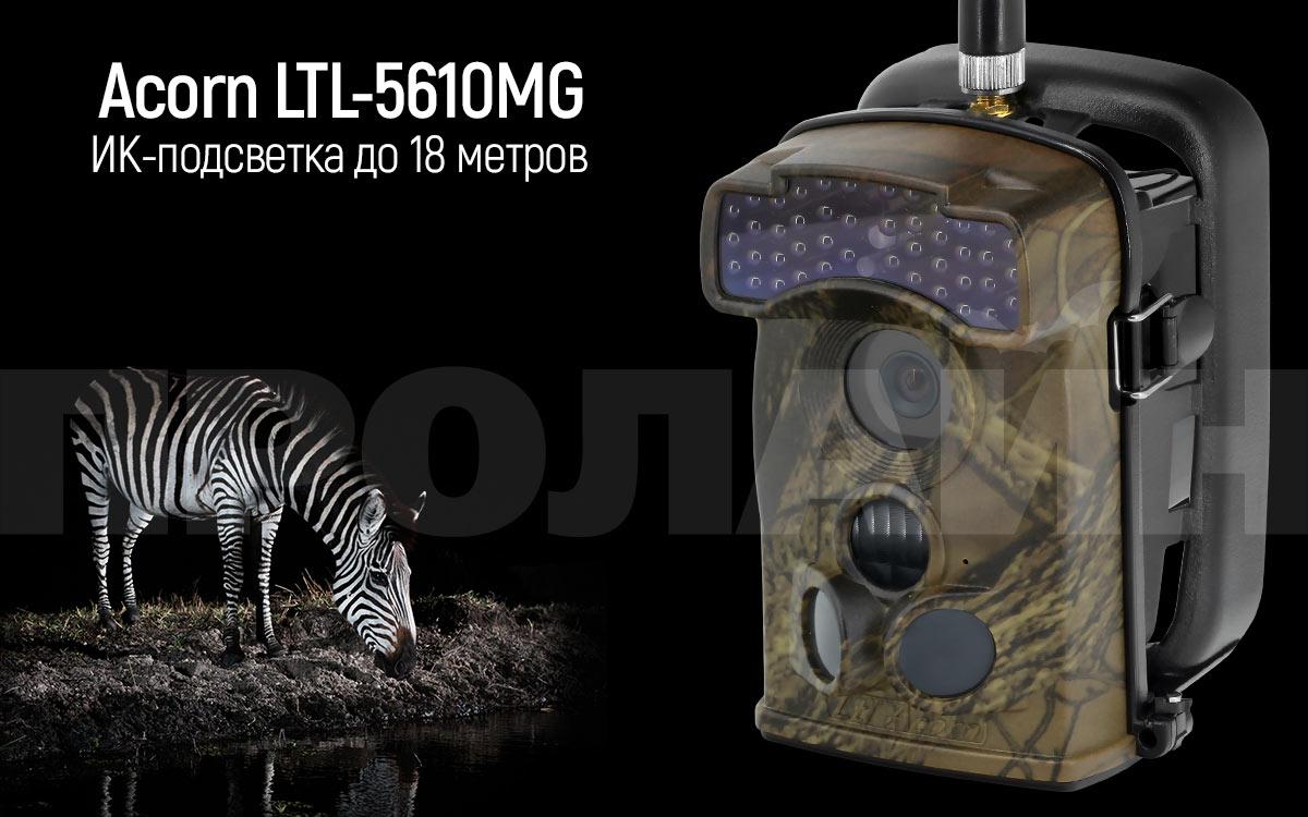Уличная GSM/MMS камера Acorn LTL-5610MG