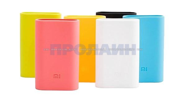 Чехол для Xiaomi Mi Power Bank 20000