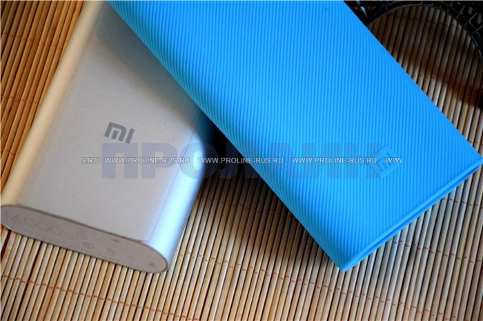 Чехол для Xiaomi Mi Power Bank 16000