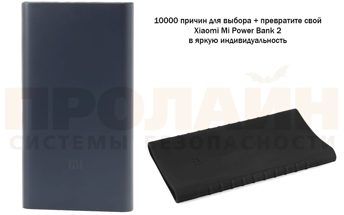 Чехол Xiaomi PLM02ZM Black