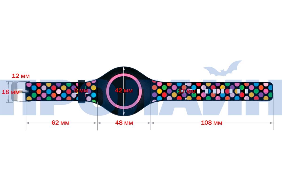 RFID браслет EM-Marine GD002CR