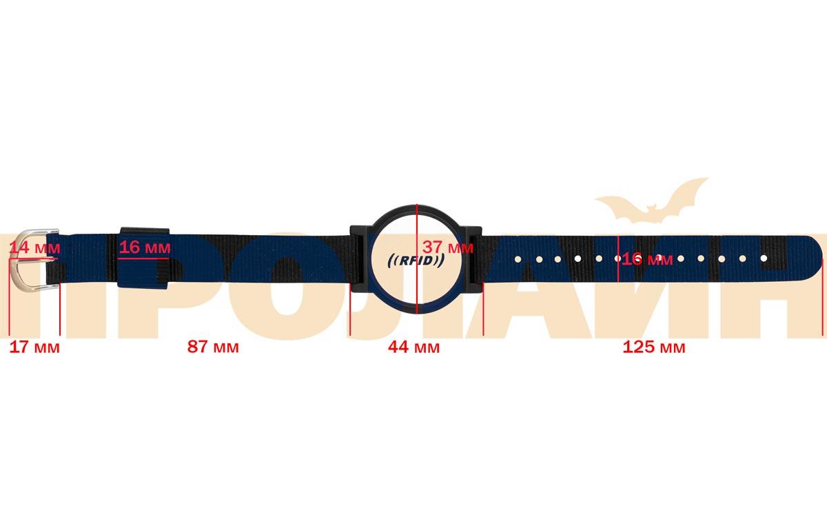 RFID браслет EM-Marine N006BR