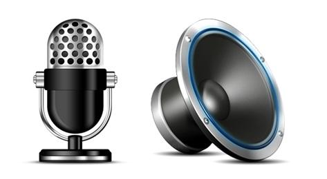 Встроенный микрофон и динамик