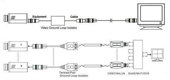 Схема установки Folksafe FS-HDGLI001