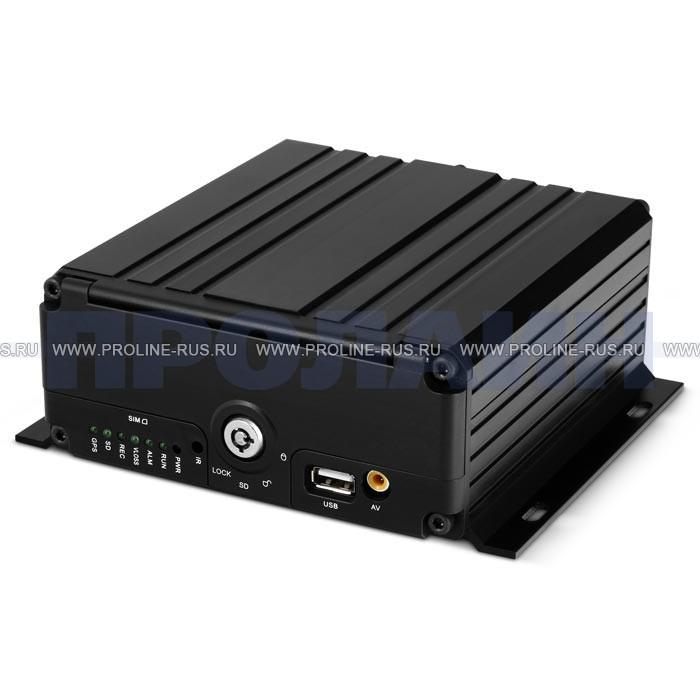 Автомобильный HD-видеорегистратор Proline PR-MDVR9704HG