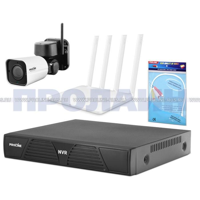 Комплект Wi-Fi видеонаблюдения Proline KIT Street Control