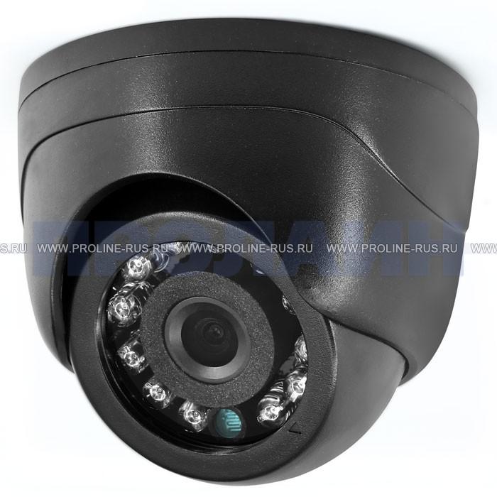 Купольная видеокамера Proline AHD-D1024C2