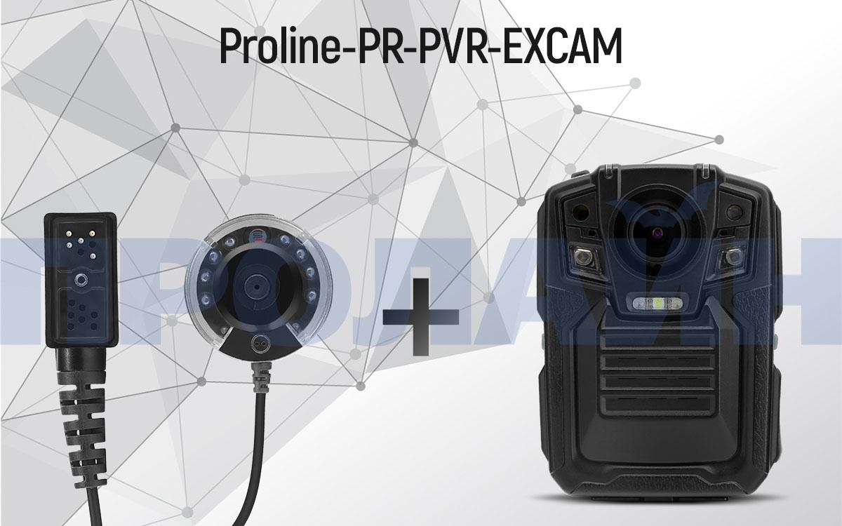 Выносная камера Proline PR-PVR-EXCAM