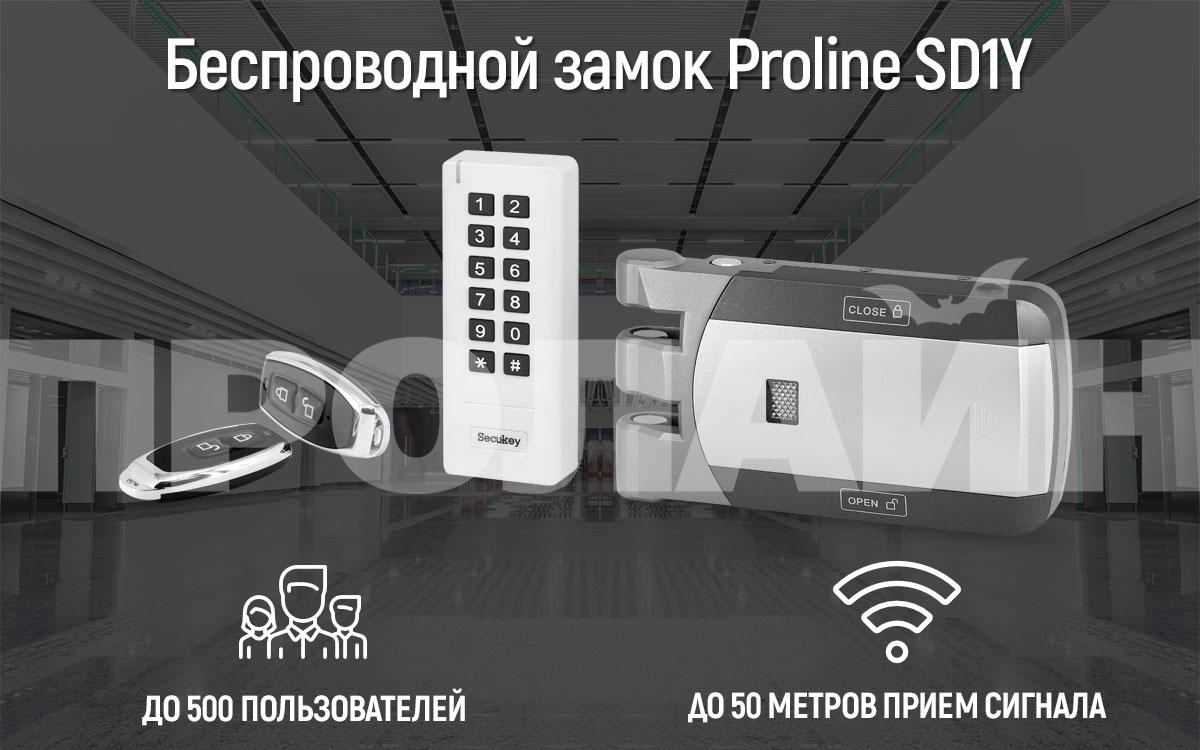 Комплект системы контроля доступа Proline SD1Y