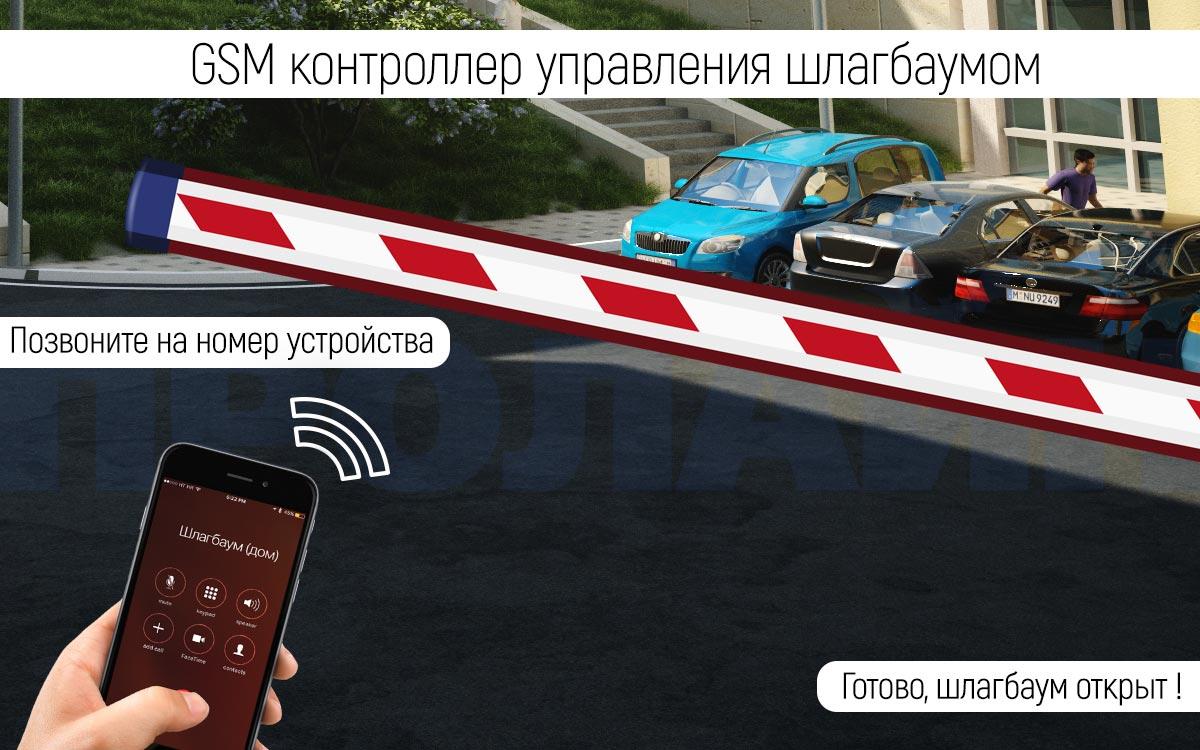 GSM-модуль дистанционного управления RTU5024