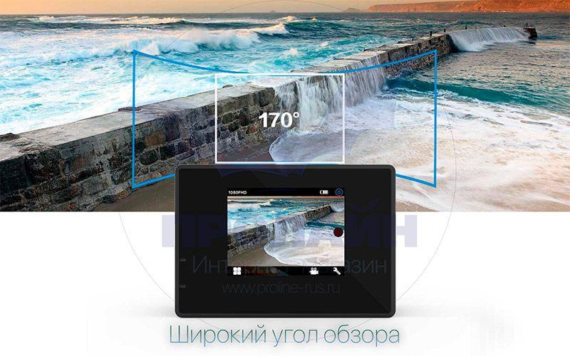 Экшн-камера SJCAM SJ5000 Wi-Fi