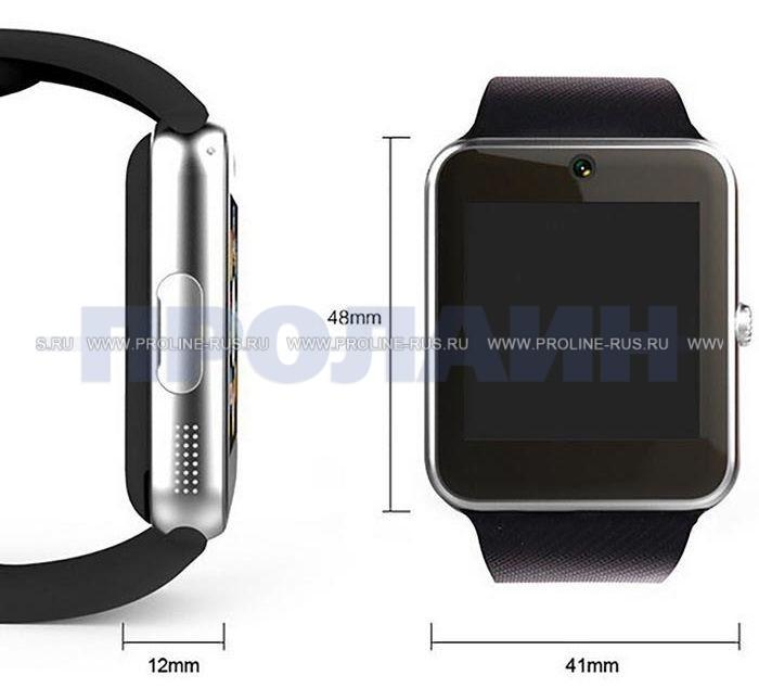 Умные часы с GPS Smart Watch A1 Green