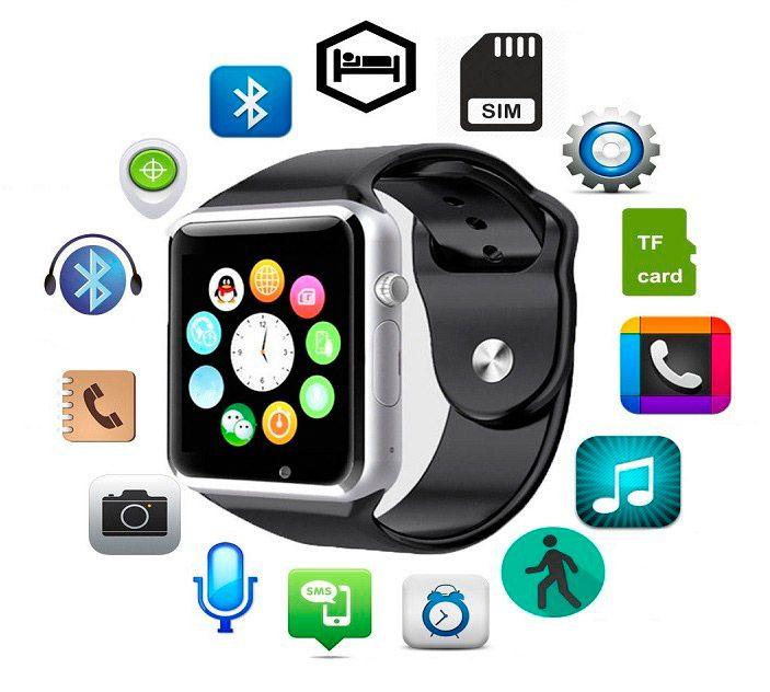 Преимущества Smart Watch А1