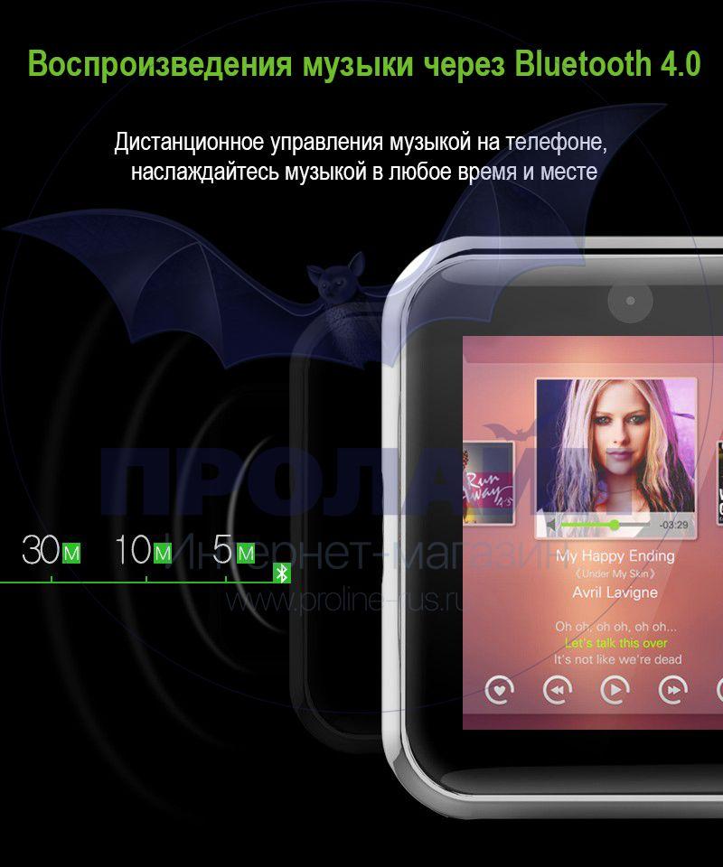 Умные часы Smart Watch DM09 Black