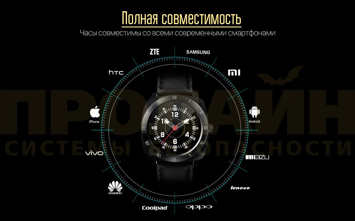 Smart Watch DM88
