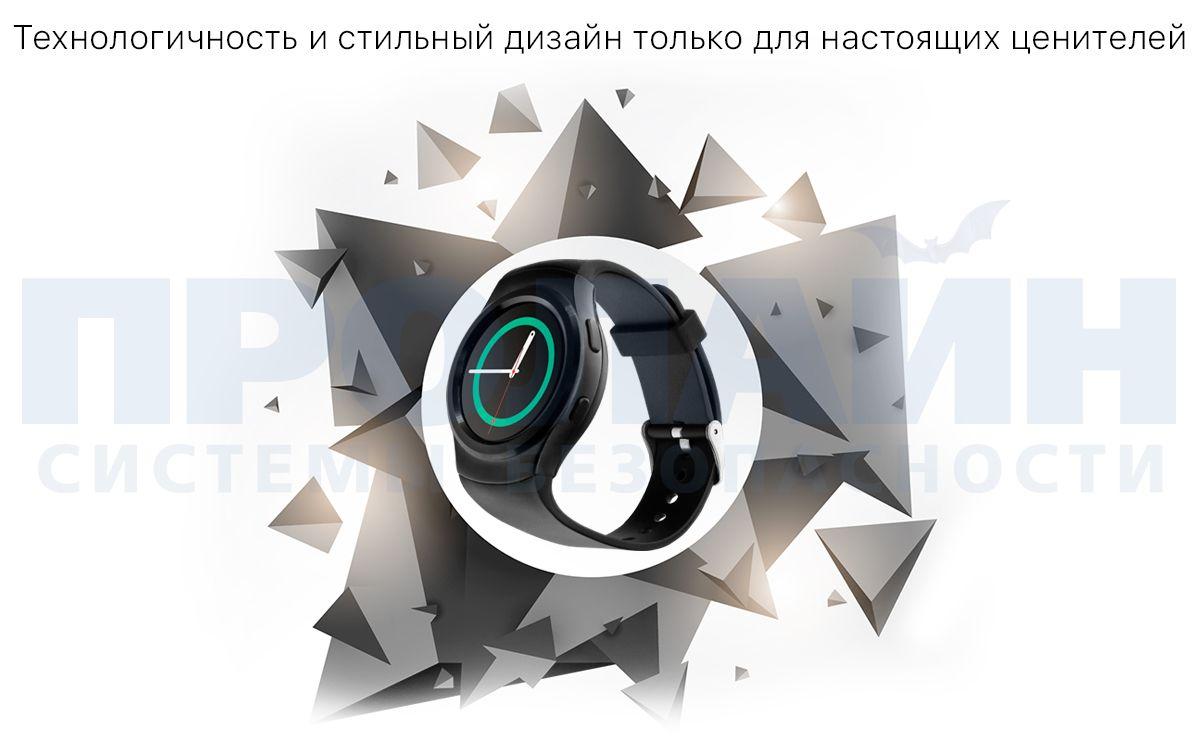 Smart Watch SGS2 Black