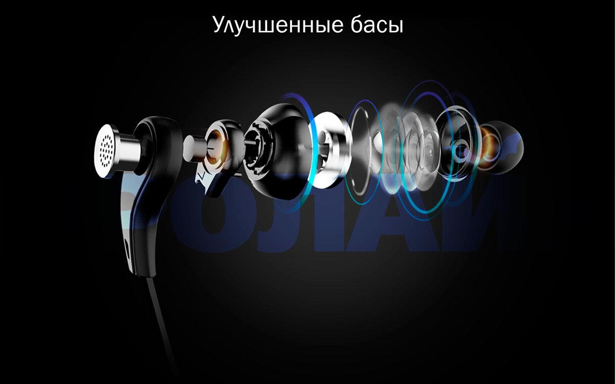 Наушники с микрофоном Tronsmart Encore S4