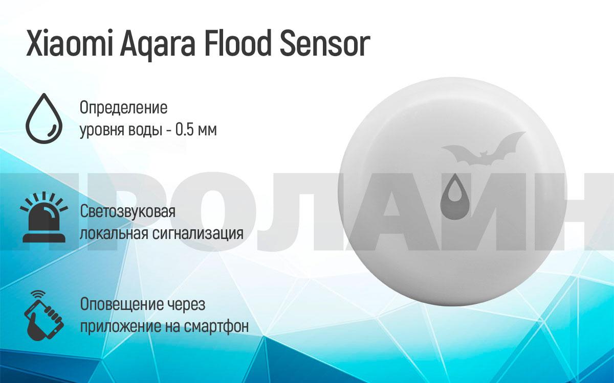 Датчик протечки Xiaomi Aqara Flood Sensor
