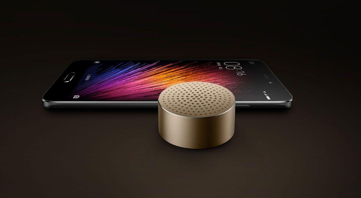 Xiaomi Round Box Gray