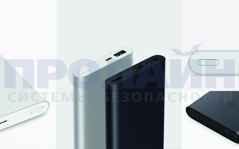 Внешний аккумулятор Xiaomi Mi Power Bank 2 10000 Silver