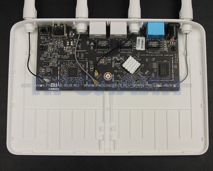 Беспроводной маршрутизатор Xiaomi Mi Wi-Fi Router 3 MIR3