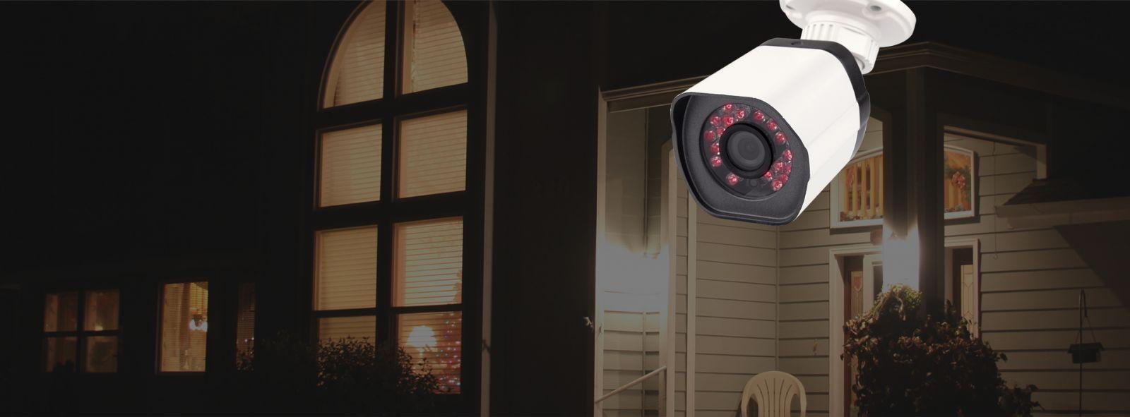 Комплект IP-видеонаблюдения с 4 камерами ZMODO ZM-SS76D9D4-SC+1Tb