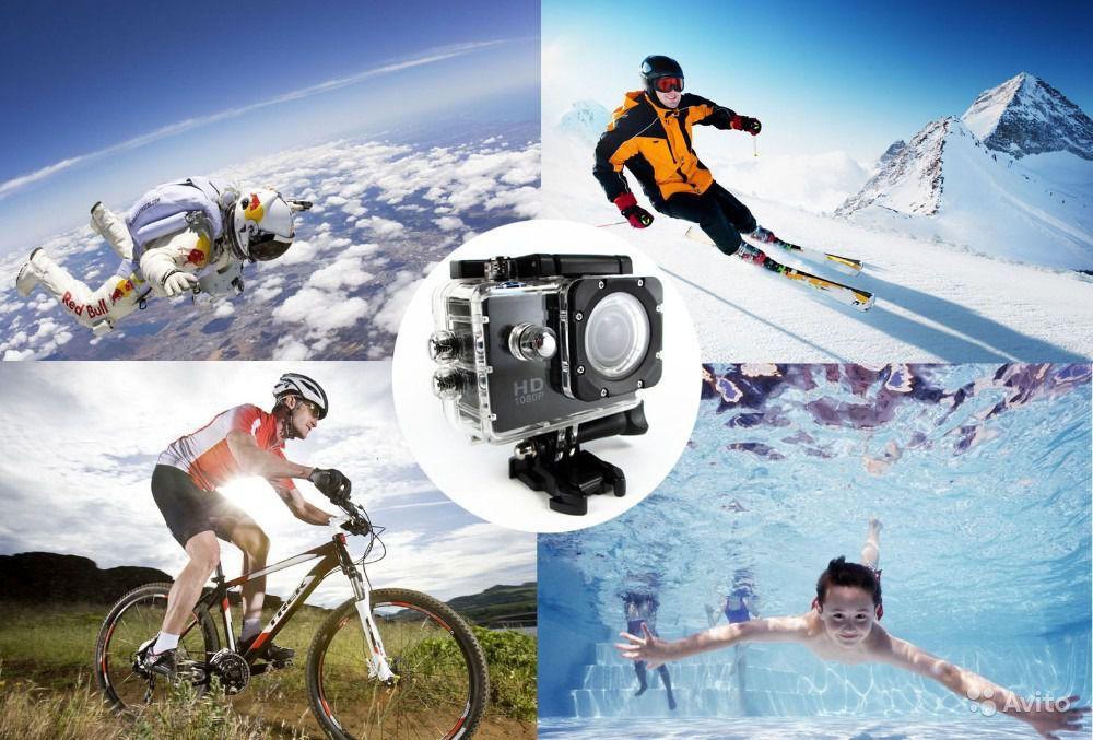 Экшн-камеры от Proline-Rus