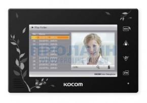 Kocom KCV-A374SD (Black)