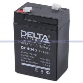 DELTA 4V 4.5Ah