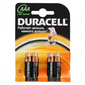 Duracell Basic AAА LR03/MN2400
