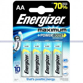 Energizer MAXIMUM AA LR6