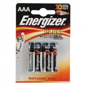 Energizer Plus Power AAA LR3