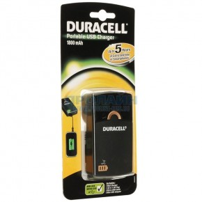Duracell Portable USB Charger 1800mAh