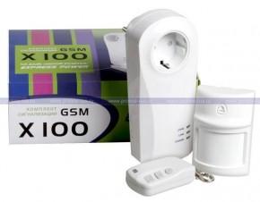 GSM-сигнализация X-100