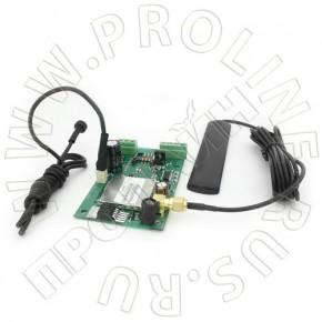 Двух-зонная GSM сигнализация MSP-3