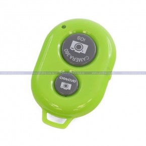 Bluetooth Remote Shutter Camera 360 (green)