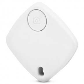 Bluetooth Smart Finder Small Lovely (white)
