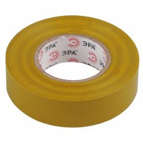 19мм х 20м желтая ЭРА