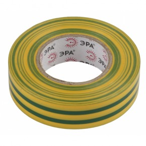 19мм х 20м желто-зеленая ЭРА
