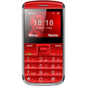 JIMi JI08 (красный)