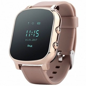 Smart Watch T58 Gold
