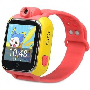 Smart Baby Watch Q75 Pink
